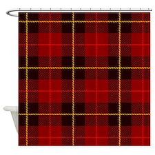 Tartan Plaid Shower Curtain