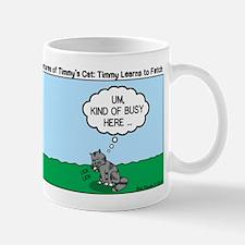 Tinkles Won't Fetch Mug