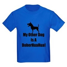 My Other Dog is a DoberHuaHua! T