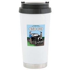 Things that Last Stainless Steel Travel Mug