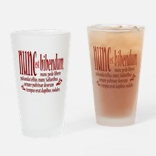 Nunc Est Bibendum Drinking Glass