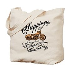 Mode of Happiness Tote Bag