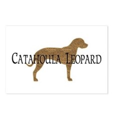 Catahoula Leopard Dog Postcards (Package of 8)
