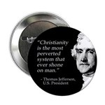 Jefferson Quote Button (100 pack)