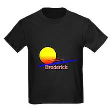 Broderick T