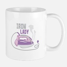 Iron Lady Mugs