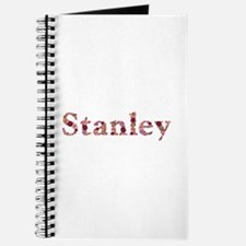Stanley Pink Flowers Journal