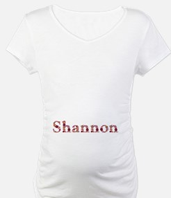 Shannon Pink Flowers Shirt