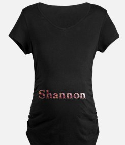 Shannon Pink Flowers T-Shirt