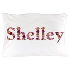 Shelley Pink Flowers Pillow Case