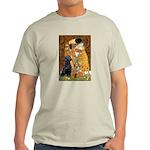 The Kiss & Black Lab Light T-Shirt