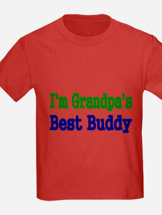 Im Grandpas Best Buddy T-Shirt
