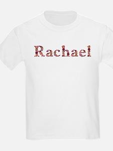 Rachael Pink Flowers T-Shirt