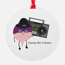 Turnip The Volume Ornament