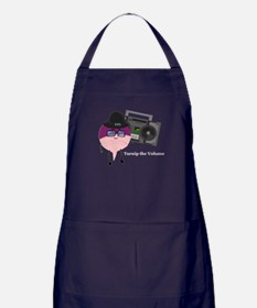 Turnip The Volume Dark Apron