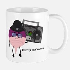 Turnip The Volume Coffee Mug