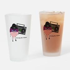 Turnip The Volume Drinking Glass