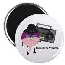 Turnip The Volume Magnet