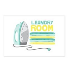 Laundry Room Postcards (Package of 8)
