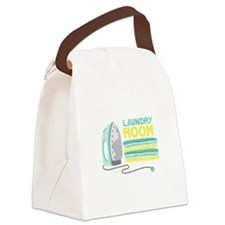 Laundry Room Canvas Lunch Bag