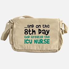 ICU Nurse Creation Messenger Bag