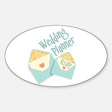 Wedding Planner Decal