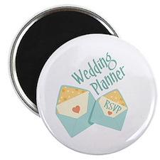 Wedding Planner Magnets