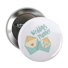 """Wedding Planner 2.25"""" Button"""