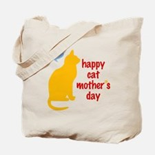 Cat Mother's Day Tote Bag