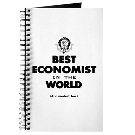 Best Economist in the World Journal