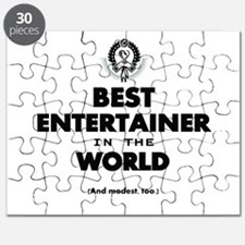 Best Entertainer in the World Puzzle