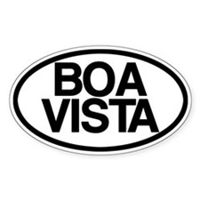 Boa Vista Decal