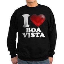 I Heart Boa Vista Sweatshirt