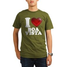 I Heart Boa Vista T-Shirt