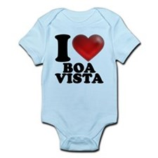 I Heart Boa Vista Body Suit