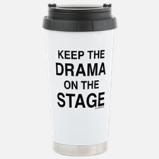 Unique Funny drama teacher Travel Mug