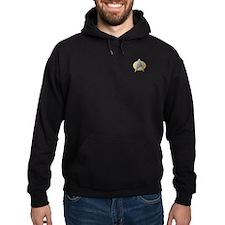 TNG Starfleet Insignia Hoodie (Dark)