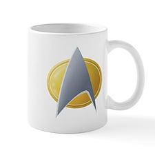 TNG Starfleet Insignia Small Mug