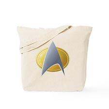 TNG Starfleet Insignia Tote Bag
