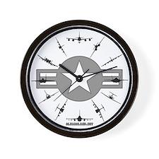 Funny F35 Wall Clock