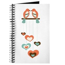 Love Bird Chime Journal