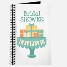 Bridal SHOWER GIFTS Journal