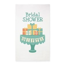 Bridal SHOWER GIFTS 3'x5' Area Rug