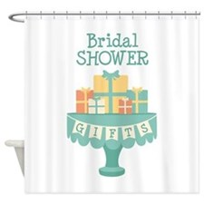 Bridal SHOWER GIFTS Shower Curtain