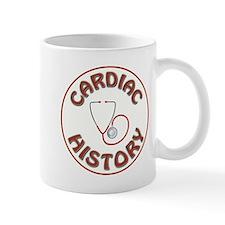 CARDIAC HISTORY Mug