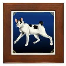 JapaneseBobtail Framed Tile