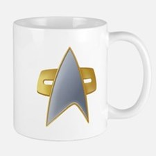 VOY Starfleet Insignia Small Small Mug