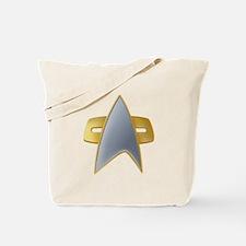 VOY Starfleet Insignia Tote Bag