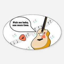 Pick me baby! Decal