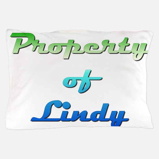 Property Of Lindy Female Pillow Case
